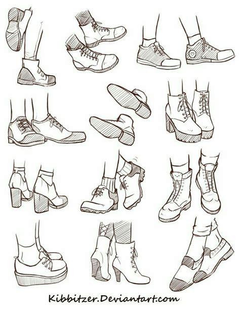 shoes   draw mangaanime   drawsketches