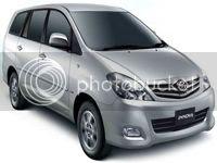 Toyota Innova SUV