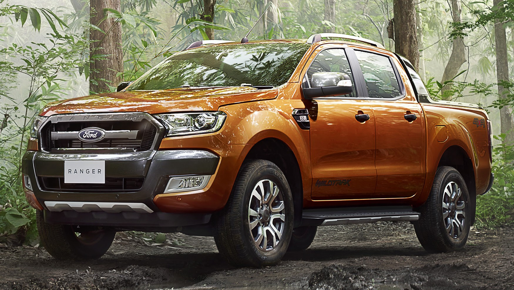 unveiled with new tech 2015 ford ranger wildtrak ford ranger wildtrak ...
