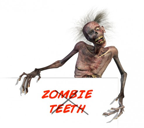 Zombie Teeth | Mead Family Dental