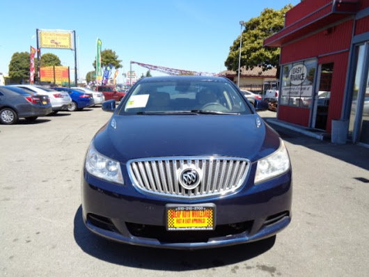 Used 2011 Buick LaCrosse CX for Sale in Richmond CA 94805 Cheap Auto Wholesale