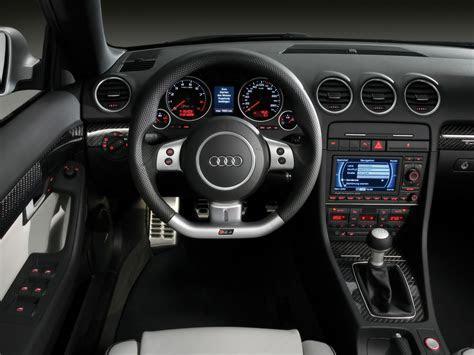 2007 Audi RS4 Interior 1280x960 Wallpaper