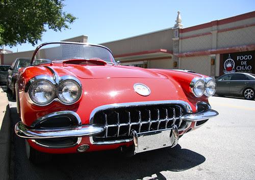 Classic 1960 Corvette