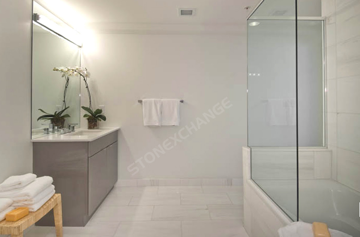 Pros And Cons Of Marble Bathroom Flooring Nalboor