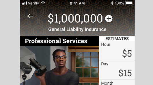 Verifly Disrupts Insurance Industry with One-Day Cut-Rate Policies for Freelancers - Small Business Trends