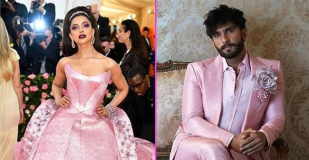 Deepika Padukone and Ranveer Singh setting proper couples goals in their latest picture