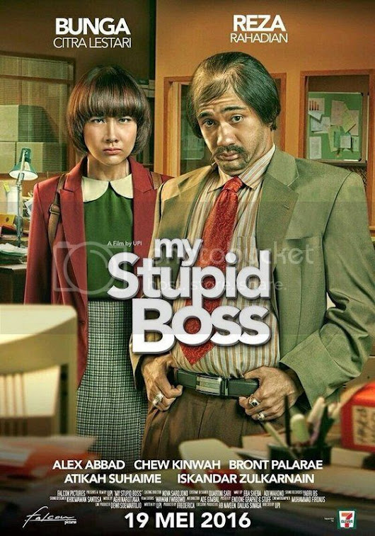 Review: My Stupid Boss (2016)