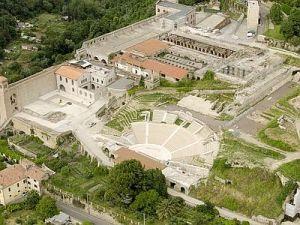 Il primo maggio a Tivoli in via straordinaria riapre il Santuario del tempio d'Ercole per una giornata particolare da dedicare alla comunità tiburtina soprattutto.