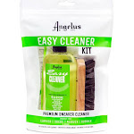Angelus Easy Cleaner Suede Cleaning Kit Shoe Cleaning kit 8 Oz.