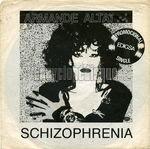 [Pochette de Schizophrenia (Armande ALTAÏ)]