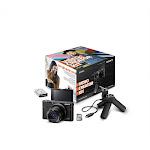 Sony Cyber-Shot DSC-RX100 III 20.1 MP Compact Digital Camera - 1080p - Black