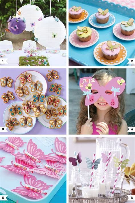 Butterfly Party Decorations on Pinterest