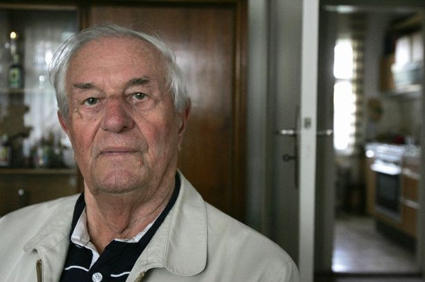 Last survivor: Hitler's bodyguard, Rochus Misch, has died at 96