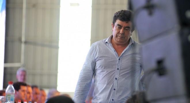 El presidente del PJ bonaerense, Fernando Espinoza.