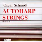 Autoharp String Set Model B - Oscar Schmidt -ASB