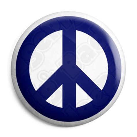 CND Logo   Peace Sign   Anti War Button Badge, Fridge
