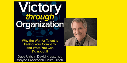 Dave Ulrich on How to Win the War for Talent - #HR Bartender