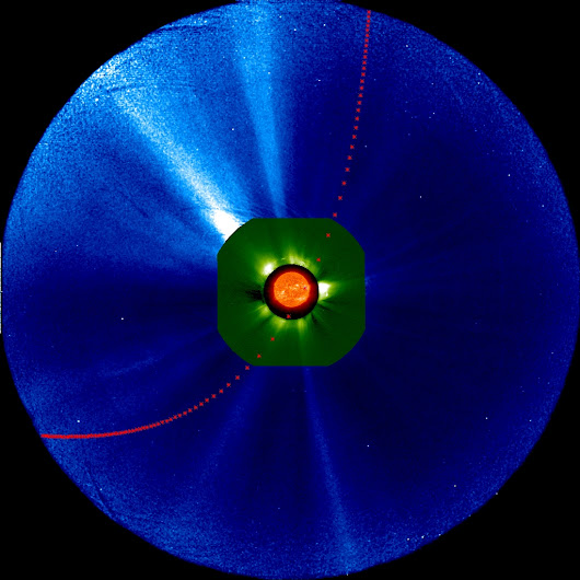 A Timeline Of Comet ISON's Dangerous Journey