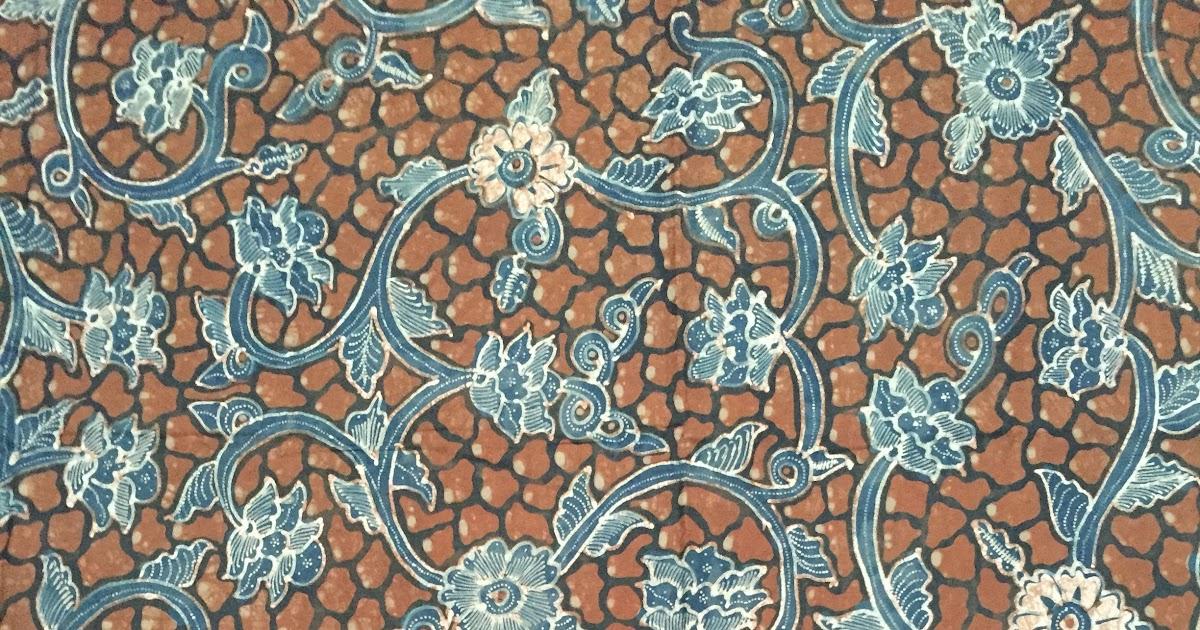 Gambar Motif Batik Tulis - Batik Indonesia