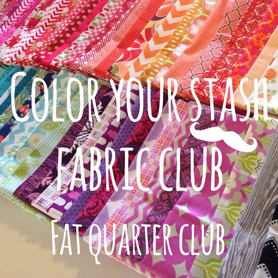 Color Your Stash Club Giveaway! 2