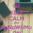 Ready, Set, NaNoWriMo, & Tips for Survival