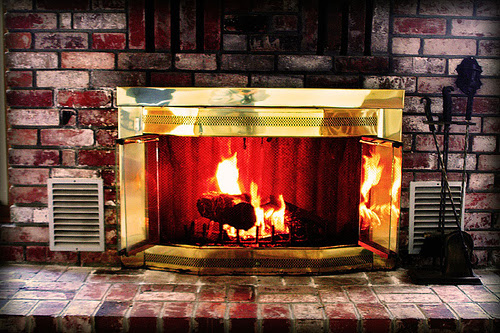 Tips for Improving Fireplace Efficiency -
