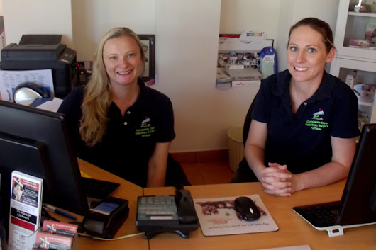 Welcome Back Julia - Ormeau Veterinary Surgery - Companion Care
