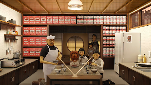 "What Wes Anderson's ""Isle of Dogs"" Gets Right About Japan 