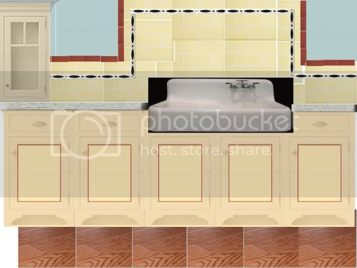 Design Around This #16: Yellow Kitchens - Kitchens Forum - GardenWeb