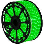 "Vickerman X171524 150' x .5"" Fluorescent Green LED Rope LT"
