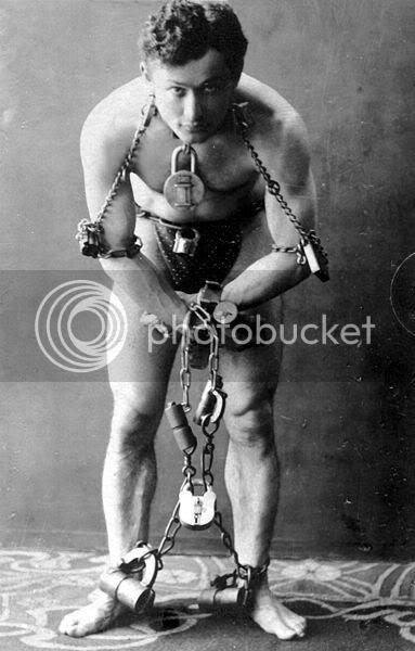 Houdini yesterday