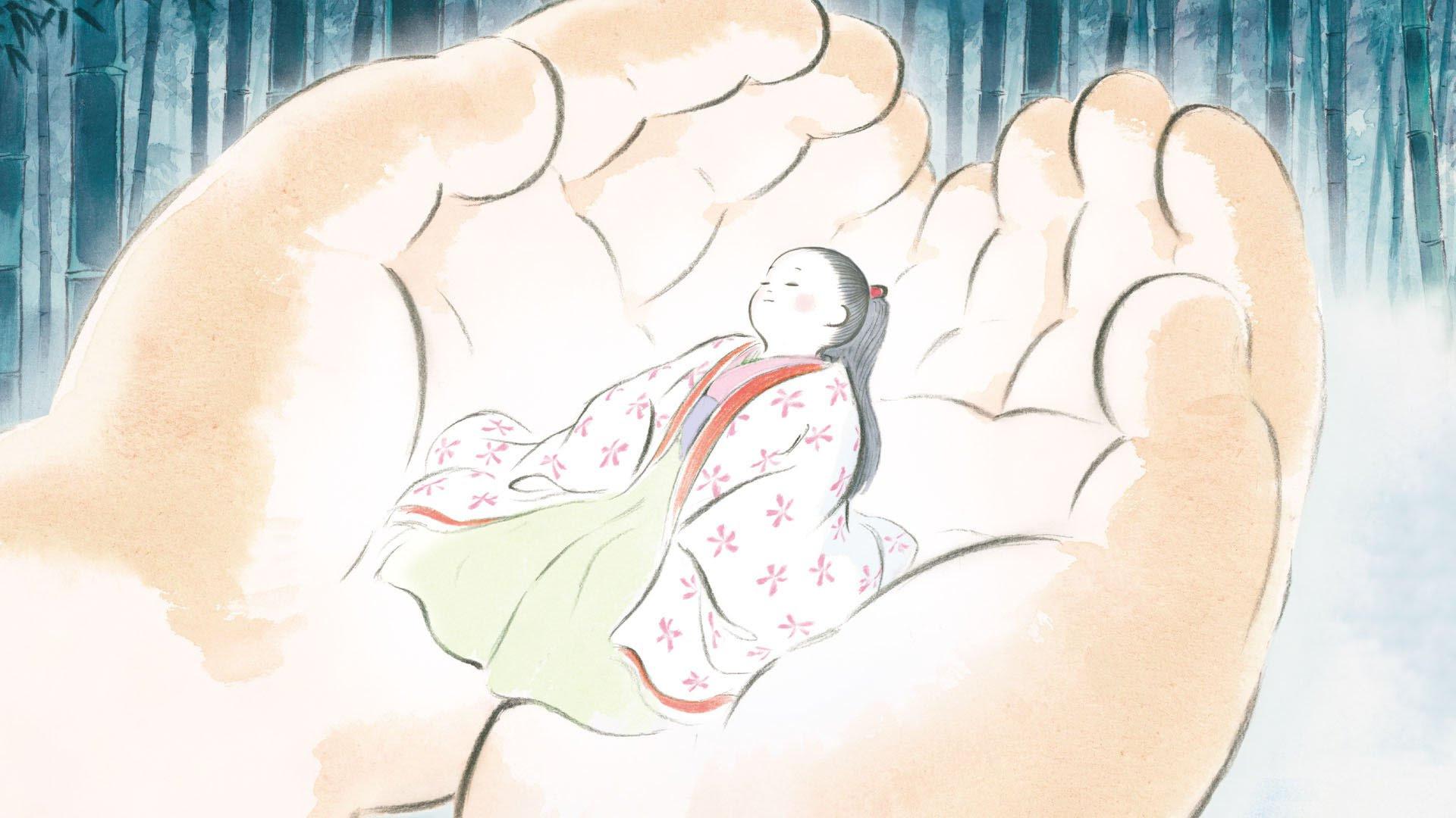 Prenses Kaguya'nın Hikayesi