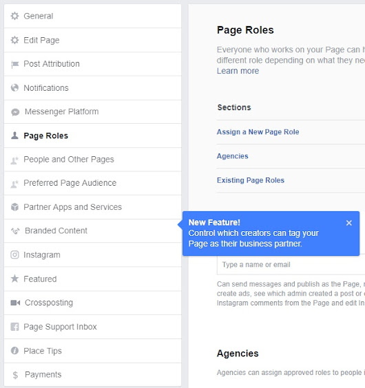 Facebook Page Admins Have a New Way to Control Creators' Tags in Branded Content