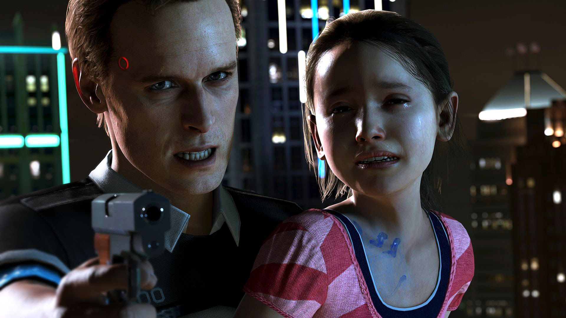 The official Detroit: Become Human Twitter account has some choice words for Xbox fans screenshot