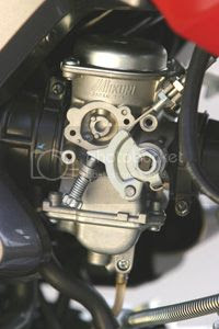 Foto carburador Mikuni BS25 YBR 125 Factor