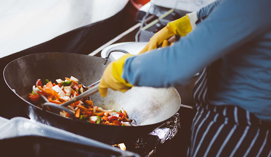 Hold a Cooking Class for Your Corporate Team Building Event