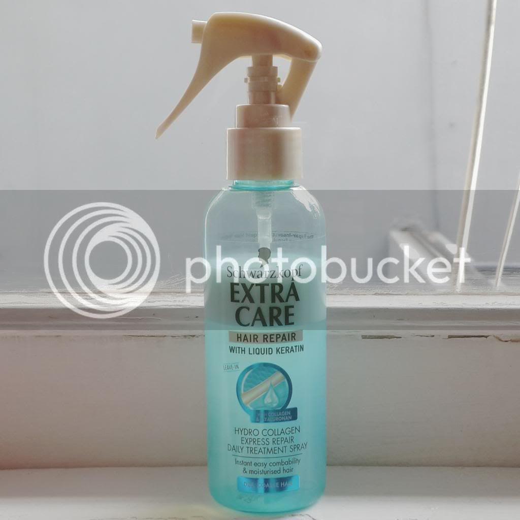 schwarzkopf extra care hydro collagen review