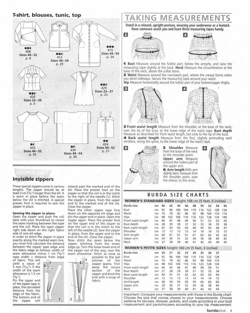 05 - BurdaStyle - PLUS Magazine Spring-Summer 2013