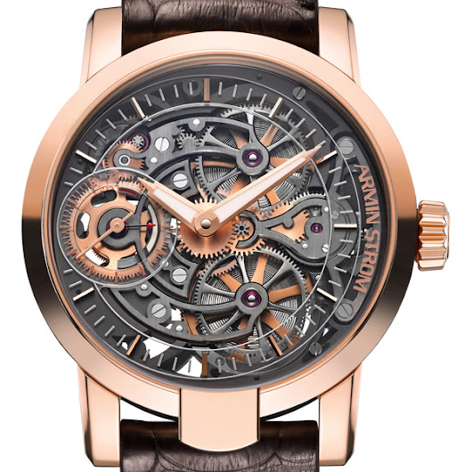 ARMIN STROM Skeleton Pure - Legatto Lifestyle Magazine
