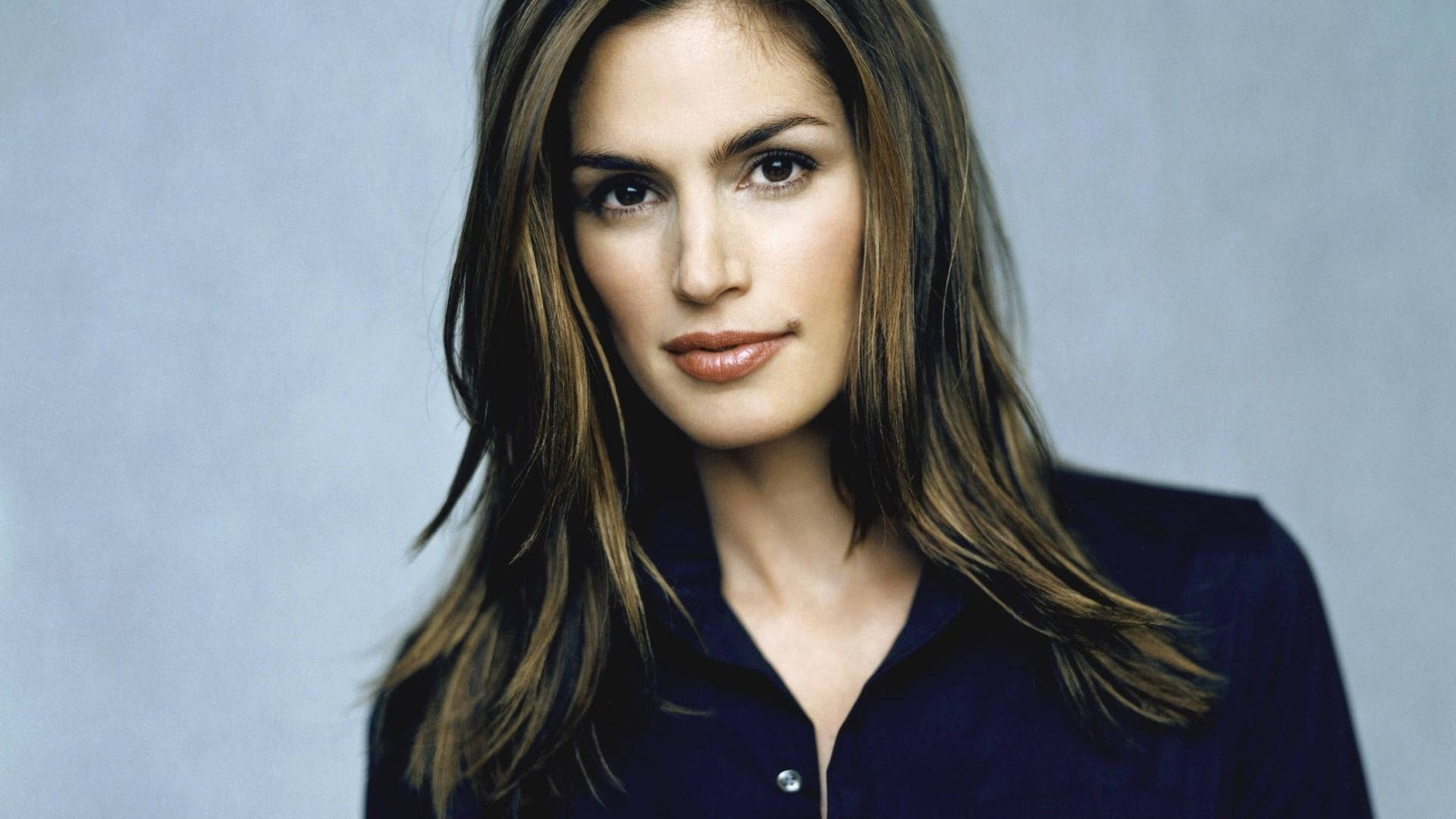 Cindy Crawford Roundup Cindy Crawford Untouched Photo Jim Carrey Is