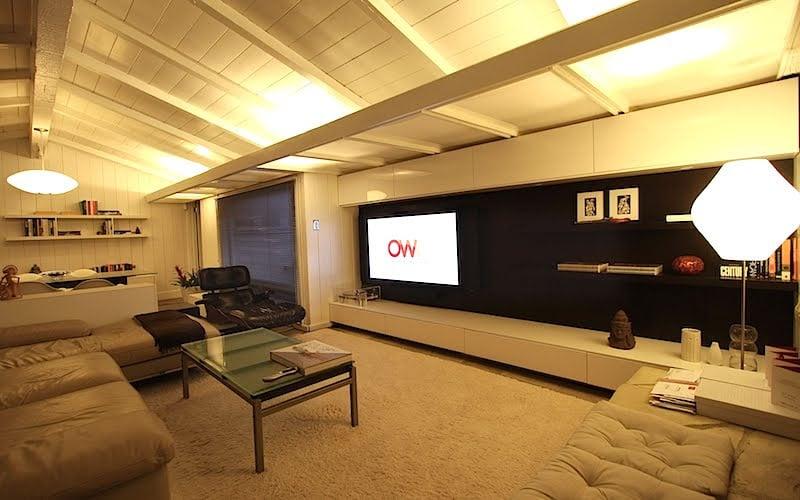 Media Wall Ikea Hackers House Furniture