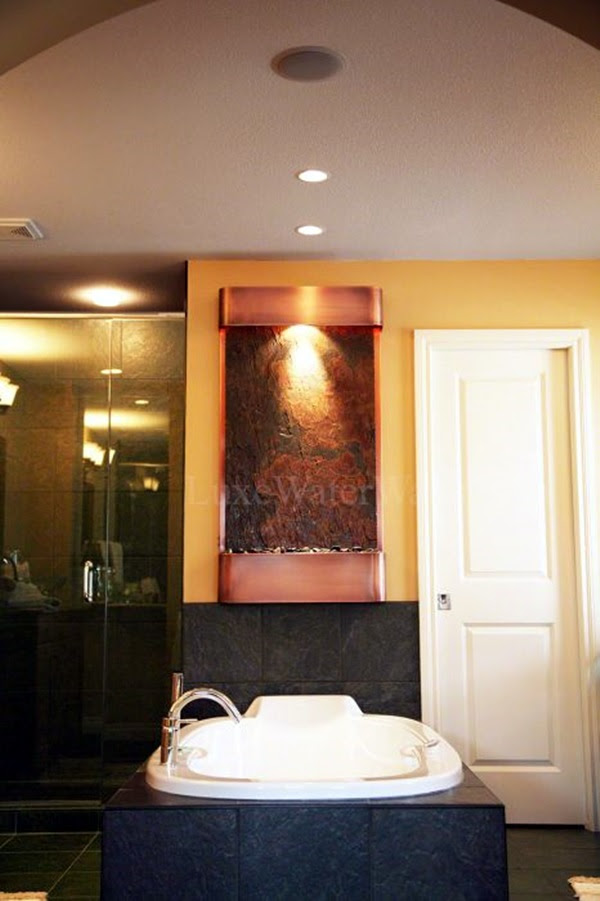 Relaxing Indoor Fountain Ideas (9)