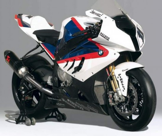 BMW S1000RR 550x464 Top 10 Fastest Super Bikes of 2012