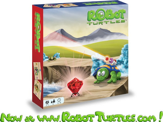 Robot Turtles: The Board Game for Little Programmers
