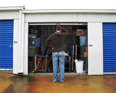 How To Organize Your Self-Storage Unit - SpareFoot Blog