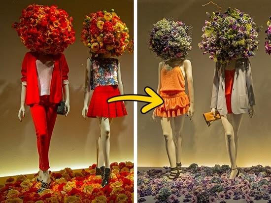 تغير الموضة كل أسبوع