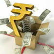 Rupee climbs 138 paise, Sensex gains over 450 points as Rajan sparks reform hopes - The Times of India