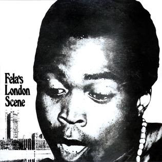 Nigerian Old School Fela's London scene