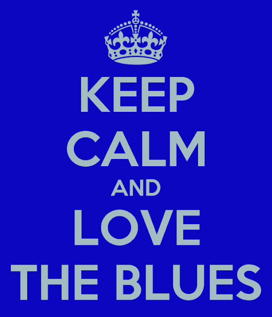 Puntata n.16: Keep calm and love the BLUES
