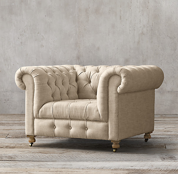 Cambridge Upholstered Chair